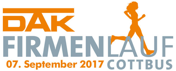 DAK Firmenlauf 2017 in Cottbus