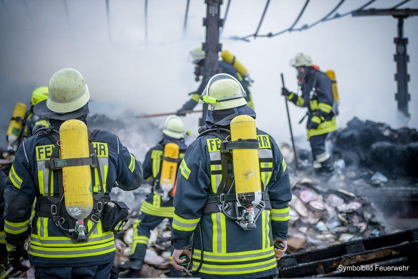 Auswertung Deponiebrand im polnischen Brozek