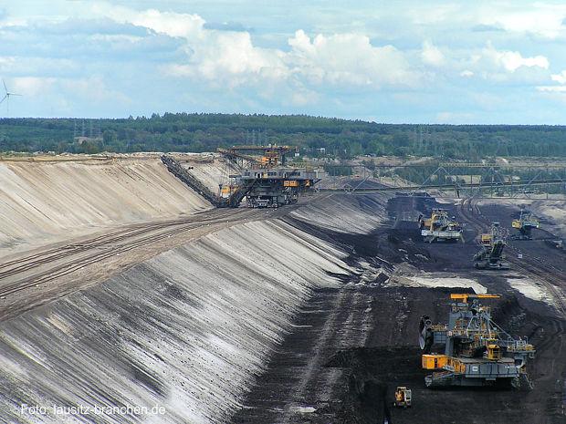 Tagebau Nochten
