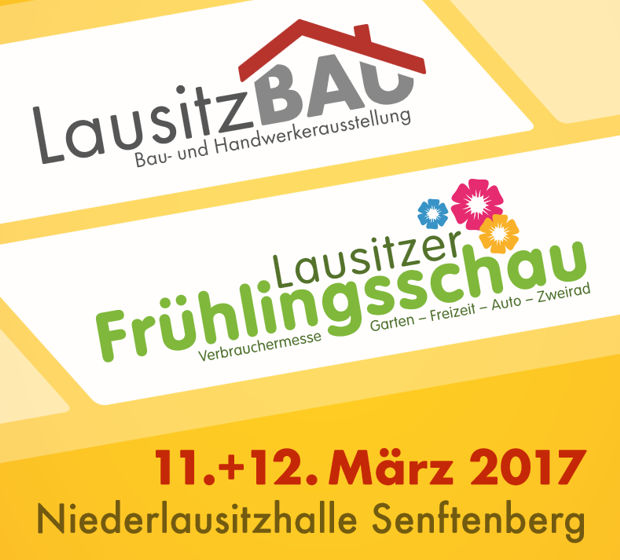 LausitzBAU 2017 in Senftenberg