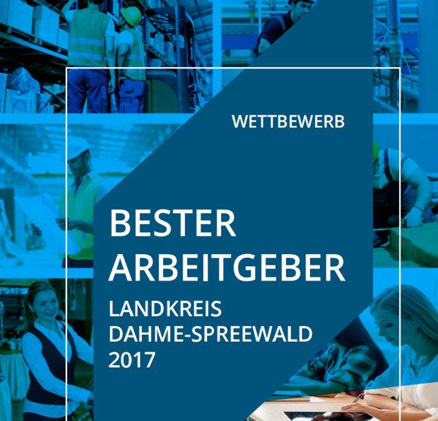 Bester Arbeitgeber Landkreis Dahme-Spreewald 2017