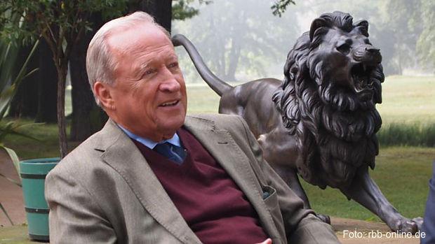 Hermann Graf von Pücklers - Foto rbb-online
