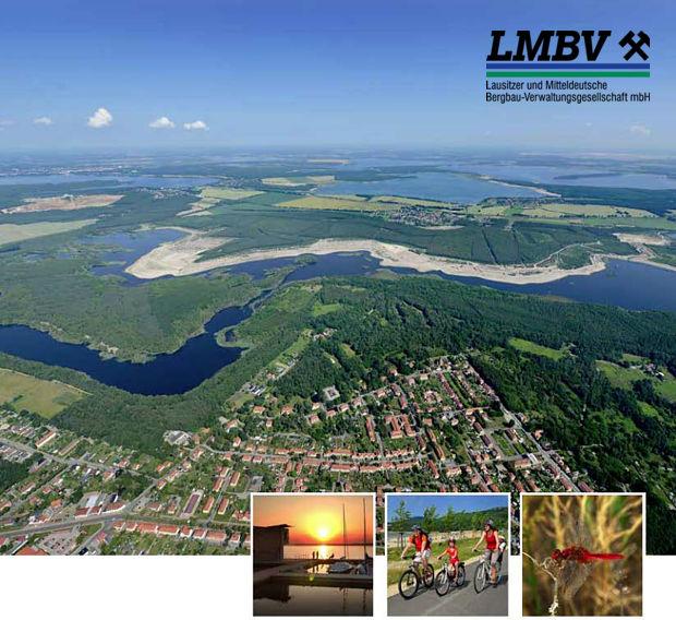 Die neuen Seen der Lausitz