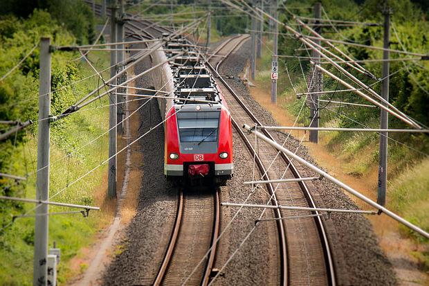 Elektrifizierung von Bahnstrecken in der Lausitz