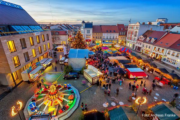 Weihnachten in Senftenberg