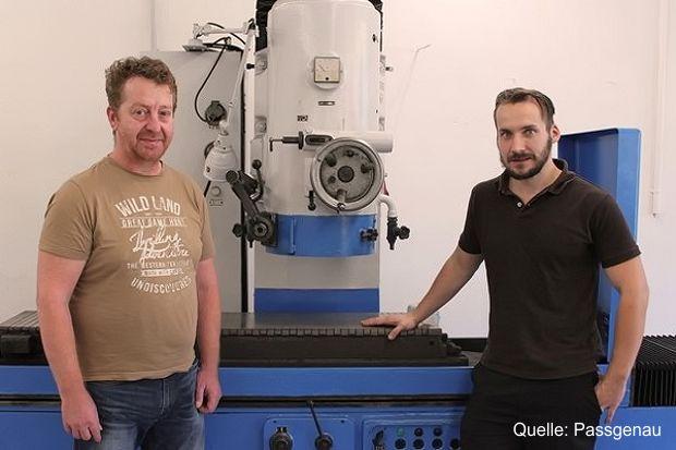 Die Gründer von Passgenau: Thomas Böhnke (links) und Martin Künne, Quelle: Passgenau