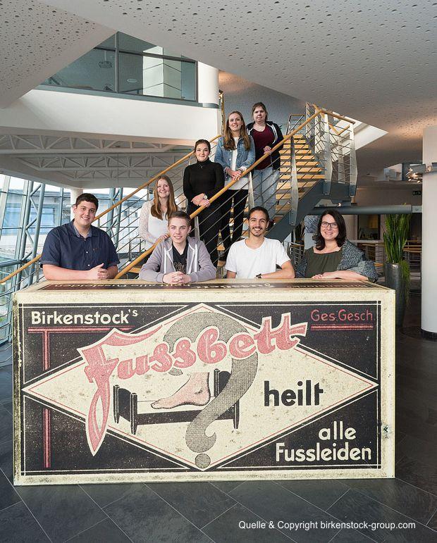 Ausbildung bei BIRKENSTOCK