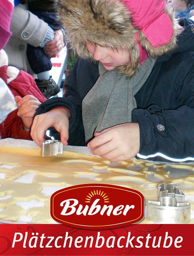 Bubners Plätzchenbäckerei in Luckau