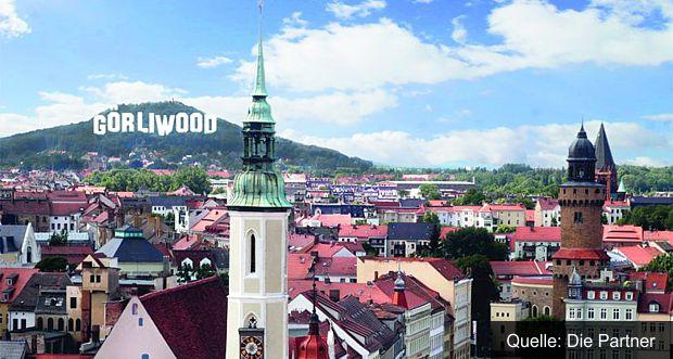 "Filmstadt Görlitz mit ""alk of Görliwood entdecken"