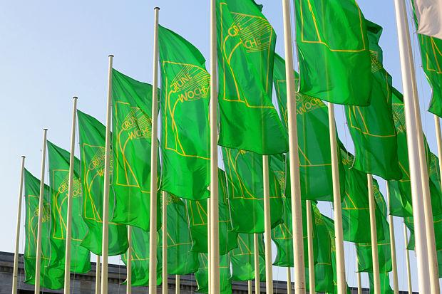 Internationalen Grünen Woche in Berlin