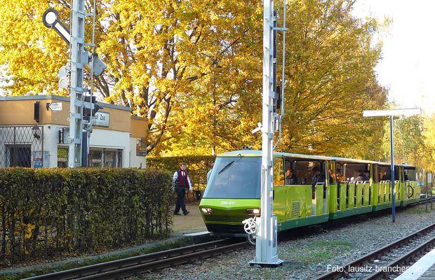 Bahnsteigdach vom Cottbuser Bahnhof am Bahnhof Zoo der Parkeisenbahn zu errichten, muss verworfen werden