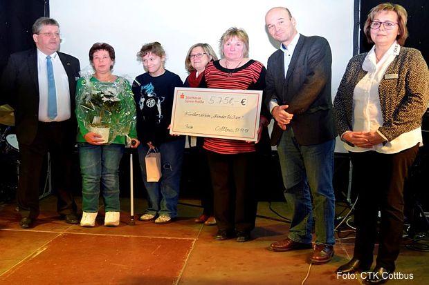 Cottbuser Firma Jordan engagiert sich für kranke Kinder