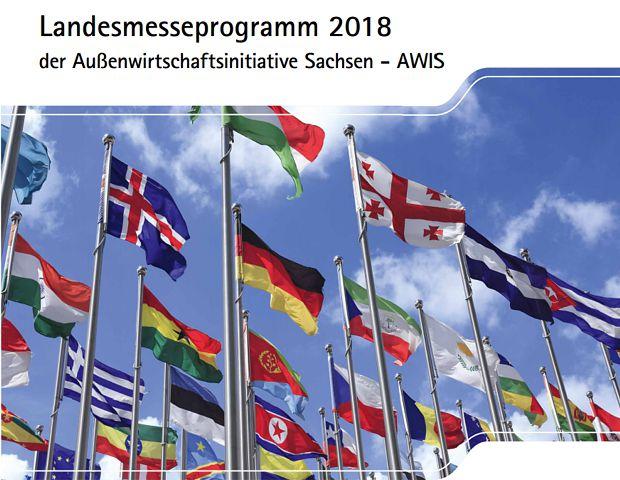 Landesmesseprogramm für 2018