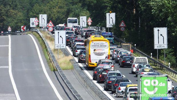 Ausbau der A4 zwischen Görlitz und Dresden