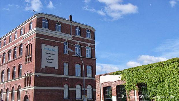 Schließung des Siemens-Standortes Görlitz