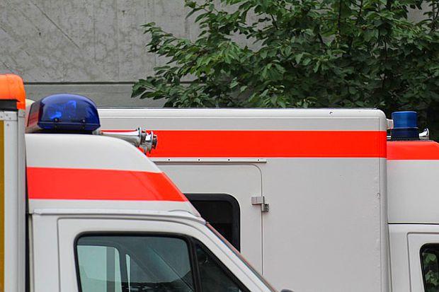 Durch die Rettungskräfte konnte nur noch der Tod des Mannes festgestellt werden.