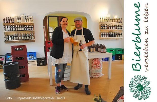 Craft-Bier-Brauerei Bierblume in Görlitz