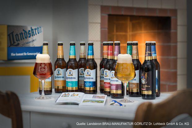 Landskron gehört zu den besten Bieren Deutschlands