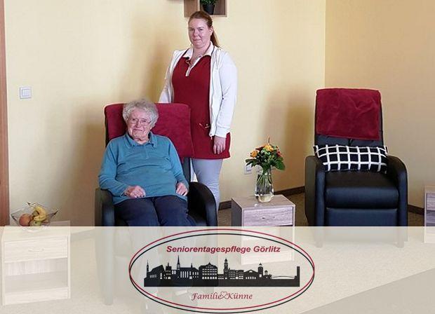 Seniorentagespflege Görlitz eröffnet