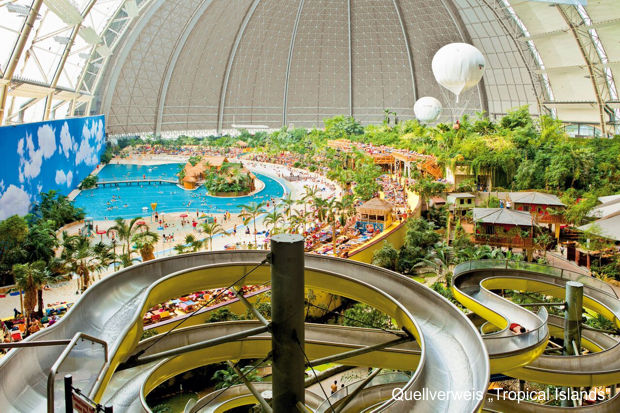 Tropical Islands lockt Investoren an