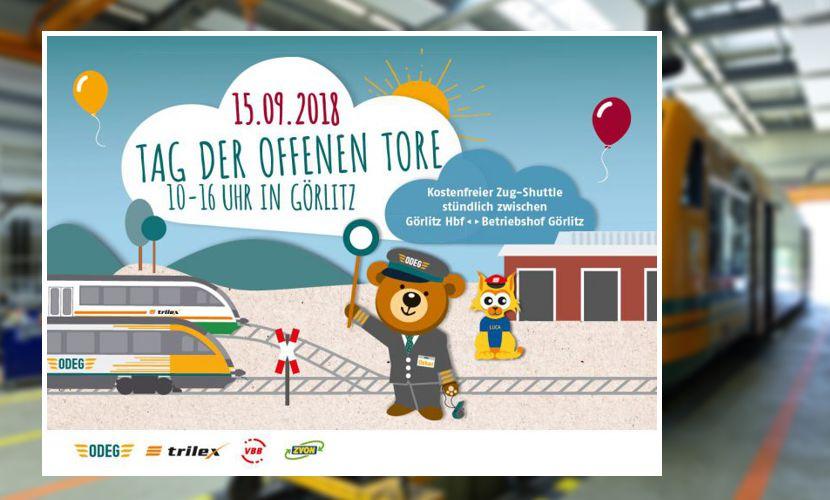 Tag der offenen Tür im ODIG Betriebshof Görlitz