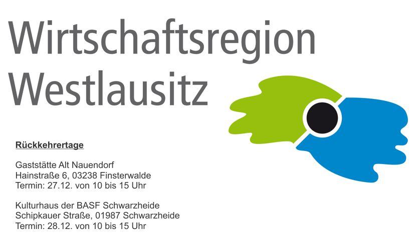 Rückkehrertage der Wirtschaftsregion Westlausitz in Schwarzheide und Finsterwalde