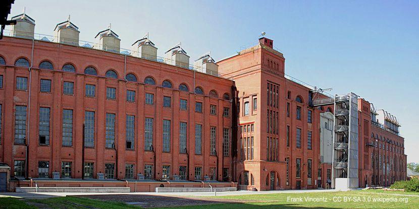 Umbau der Energiefabrik Knappenrode