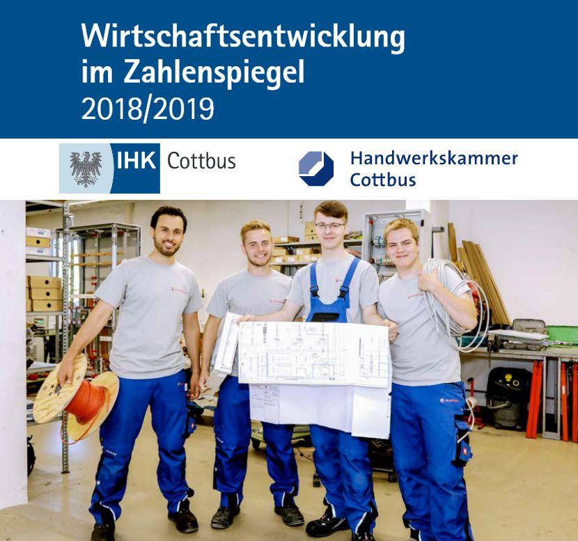 Wirtschaft Zahlenspiegel Südbrandenburg