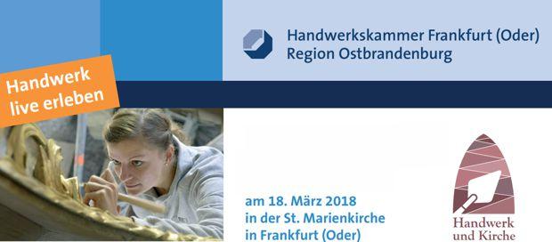 Handwerkermarkt in Frankfurt (Oder)
