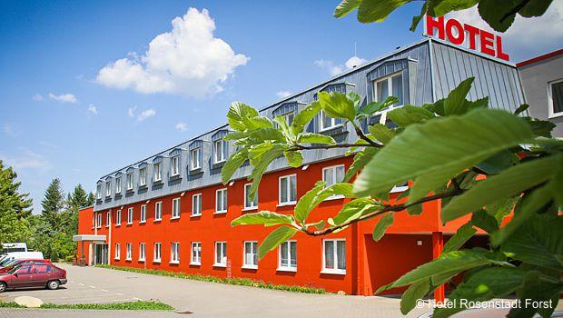 Hotel Rosenstadt Forst