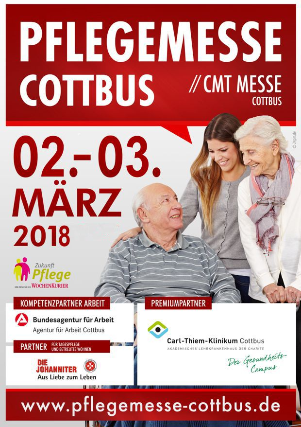 2. Pflegemesse in Cottbus