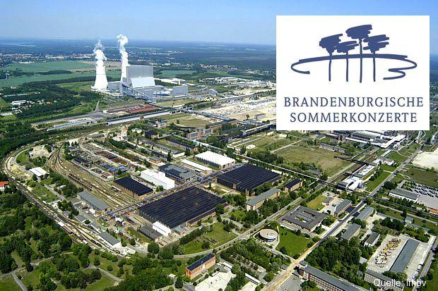 Brandenburgische Sommerkonzerte im Industriepark Schwarze Pumpe