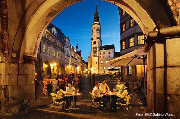 Tourismus in Görlitz Foto: EGZ Sabine Wenzel
