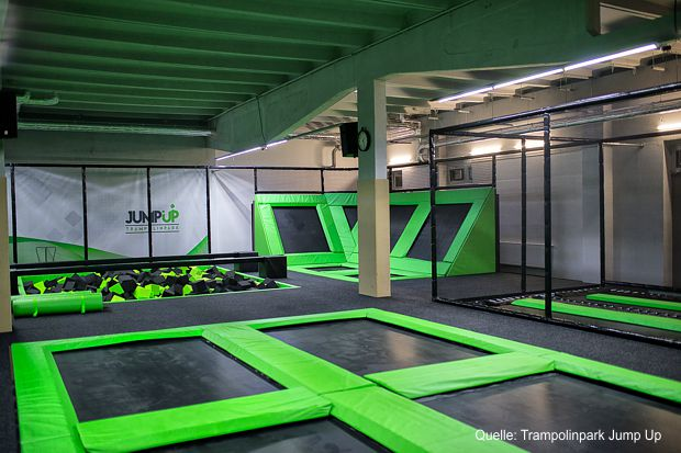 Trampolinpark Jump Up