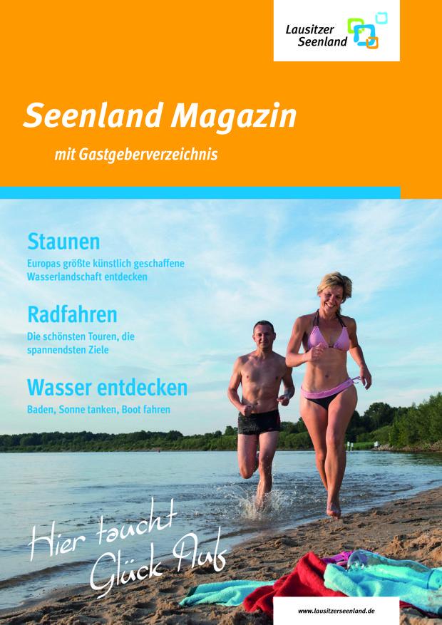 Seenland Magazin 2018/19