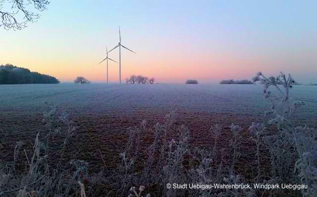 © Stadt Uebigau-Wahrenbrück, Windpark Uebgigau