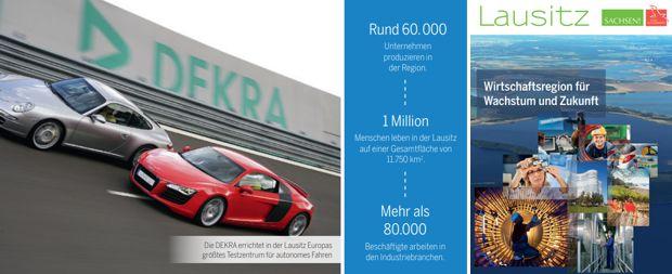 Lausitz - Wirtschaftsregion für Wachstum und Zukunft