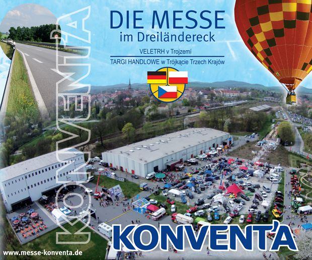KONVENT'A - Messe im Dreiländereck Deutschland Polen Tschechien