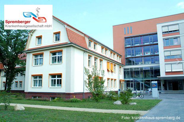 Orthopädie im Krankenhaus Spremberg bis 2020