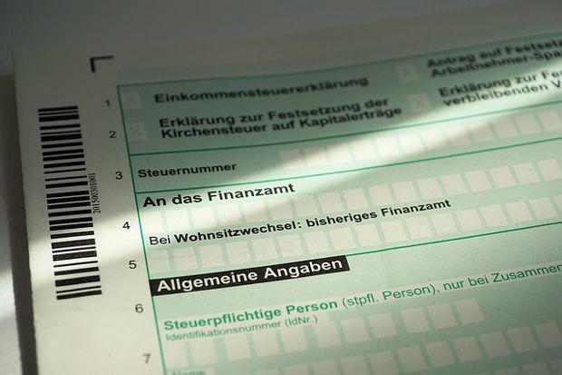 Steuererklärung wird einfacher