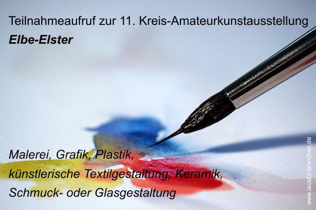 Amateurkunstausstellung Elbe-Elster 2018