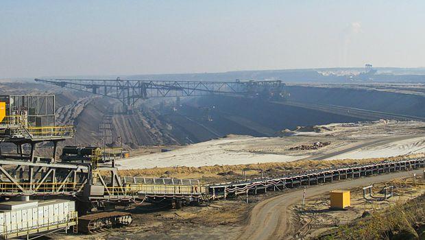 Braunkohleindustrie in der Lausitz