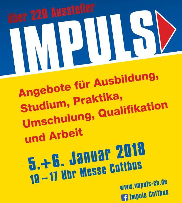 Bildungsmesse und Jobbörse IMPULS 2018