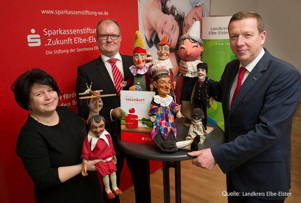 Förderung für Marionettentheatermuseum in Bad Liebenwerda
