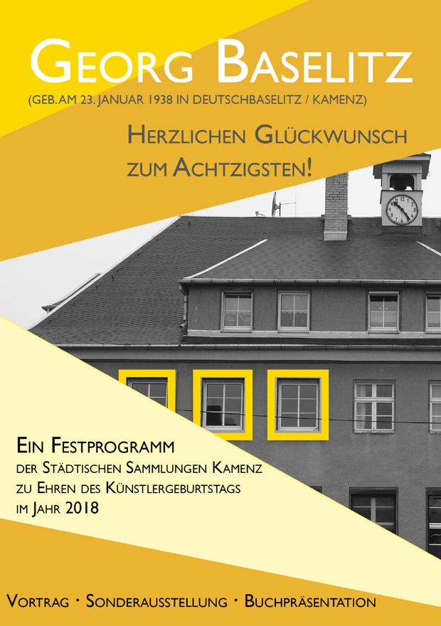 Georg Baselitz Geburtshaus in Kamenz