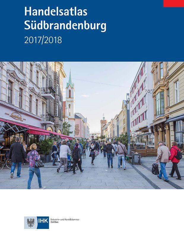 Handelsatlas Südbrandenburg 2017/2018