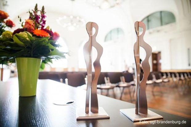 Preisverleihung beim Unternehmerinnen- und Gründerinnentag