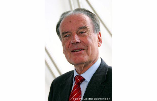 Wolfgang Rupieper, Vorstandsvorsitzender Pro Lausitzer Braunkohle e.V.