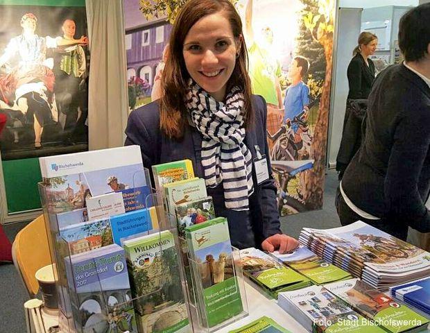 Westlausitzer Lokalkolorit auf dem Dresdner Reisemarkt