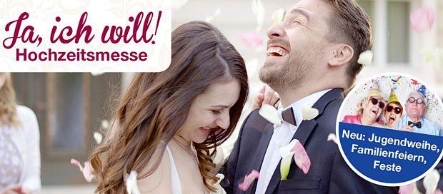 Ja, ich will - Hochzeitsmesse für Spreewald & Lausitz